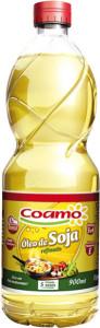 Óleo de Soja Coamo Pet - 900ml