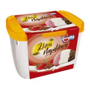 sorvete jundia pote 2l