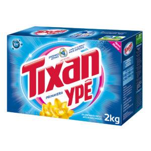 detergente em pó tixan 2kg