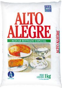 Açúcar Refinado Alto Alegre - 1kg