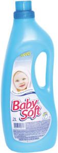 Amaciante Baby Soft Azul - 2l