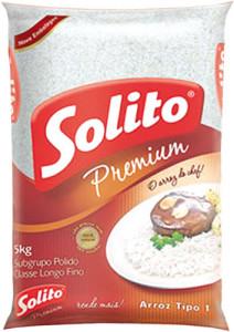 Arroz Solito Premium - 5kg