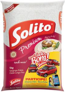 Arroz Solito Premium Tipo 1 - 5kg
