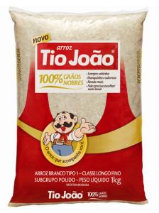 Arroz Tio João - 1kg