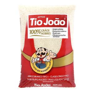 Arroz Tio João - 5kg