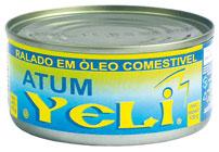 Atum Yeli Ralado - 120g