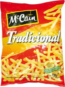 Batata Palito Mc Cain Tradicional - 720g