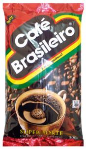 Café Brasileiro Super Forte - 500g