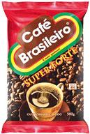 Café Brasileiro Super Forte Almofada NET - 500g