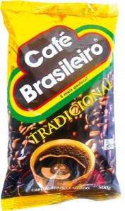 Café Brasileiro Tradicional Almofada - 500g