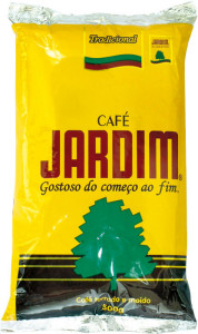 Café Jardim Pacote - 500g