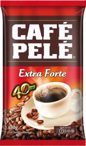 Café Pelé Extra forte Almofada - 500g