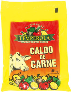 Caldo de Carne Temepola - 1kg