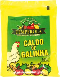 Caldo de Galinha Temperola - 1kg