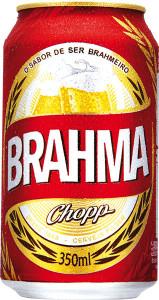 Cerveja Brahma - 350ml