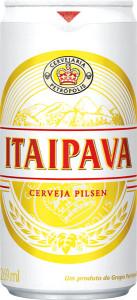 Cerveja Itaipava Lata - 269ml