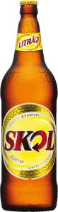 Cerveja Skol - 1 litro