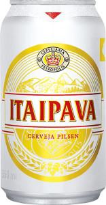 Ceveja Itaipava Lata - 350ml