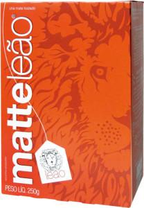 Chá Matte Leão - 250g