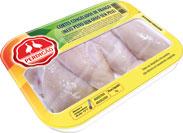 Cortes Congelados de Frango Meio Peito Sem Osso Sem Pele Perdigão - 1kg