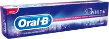 Creme Dental Oral B 3D - 70g