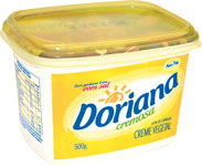 Creme Vegetal Doriana - 500g