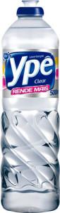 Detergente Líquido Ypê Clear - 500ml