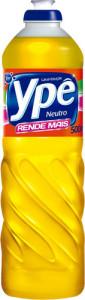 Detergente Líquido Ypê Neutro - 500ml