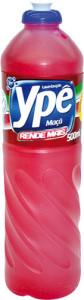 Detergente Ypê Maçã - 500ml