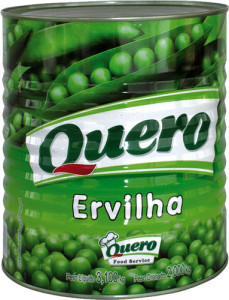 Ervilha Quero - 3,1kg