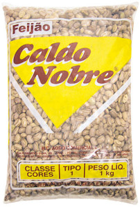 Feijão Caldo Nobre Tipo 1 - 1kg