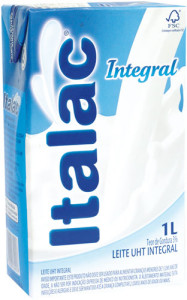 Leite Uht Integral Italác - 1l