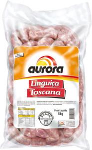 Linguiça Toscana Aurora - 5kg