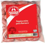 Linguiça Toscana Mista para Churrasco Perdigão - 5kg