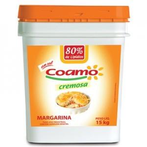 Margarina Coamo 15kg