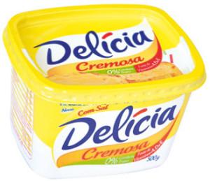 Margarina Delícia Cremosa - 500g