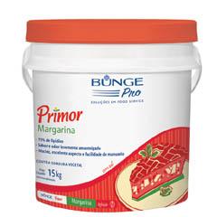 Margarina Primor 15 kg