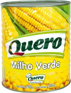 Milho Verde Quero - 3,1kg ou 2kg