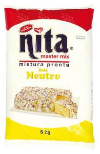 Mistura para Bolo Neutro Nita - 5kg