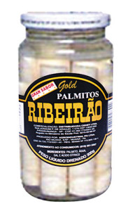 Palmito Ribeirão Gold - 180g