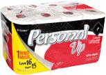 Papel Higiênico Personal Vip Leve  Leve 16 Pague 15