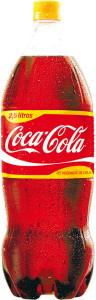 Refrigerante Coca Cola Pet - 2,5 litros