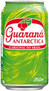 Refrigerante Guaraná Antarctica Lata - 350ml