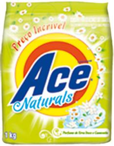 Sabão em Pó Ace Naturals Erva Doce - 1kg