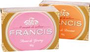 Sabonete Francis Luxo - 90gr