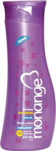 Shampoo Monange Extra Perfume - 350ml