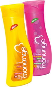 Shampoo Monange Fragrancias - 350ml