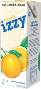 Suco Laranja Izzy - 1 litro