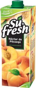Suco Néctar Su-Fresh Pêssego - 1 litro