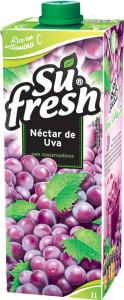 Suco Néctar Su-Fresh Uva - 1 litro